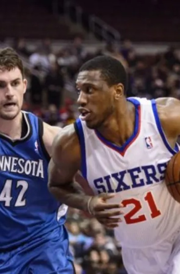 Thaddeus Young: Kevin Love's Replacement?