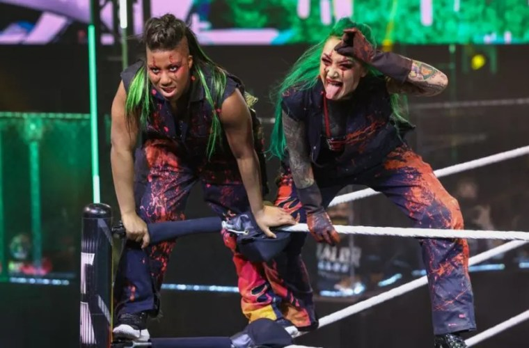 Samoa Joe gives heavy praise to NXT's women's division