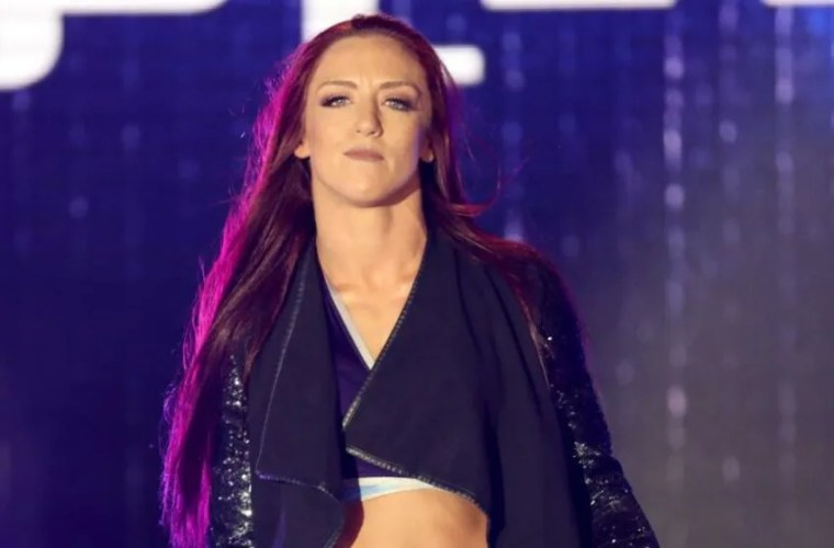 Kay Lee Ray needs a run in the NXT women's division