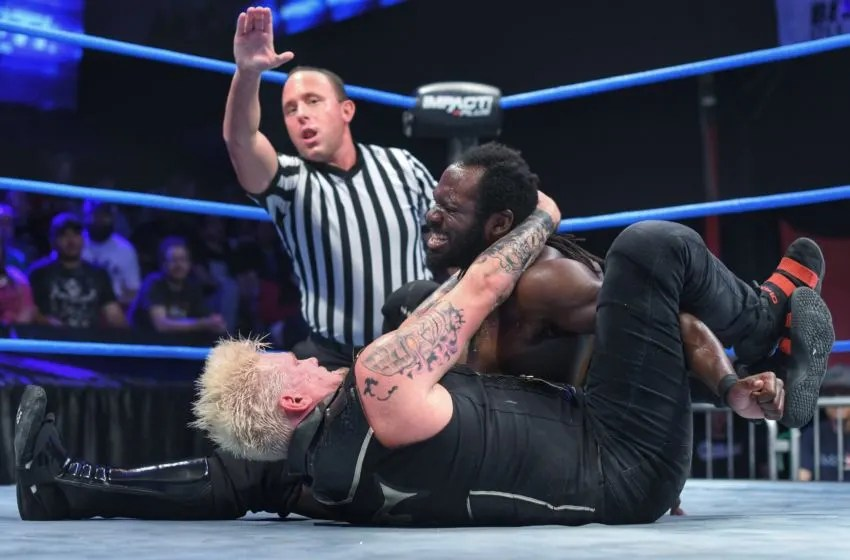 Rich Swann needs to defeat Kenny Omega