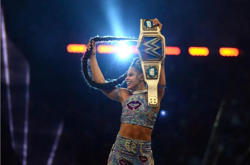 WWE SummerSlam set for Allegiant Stadium in Las Vegas