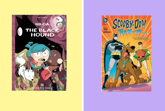 30 Great Kids Comics for Early Readers  Mental Floss