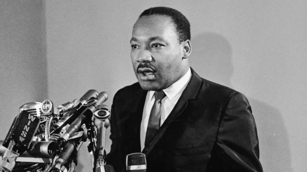 martin luther king # 76