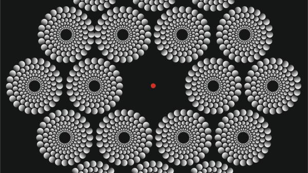 optical illusions # 13