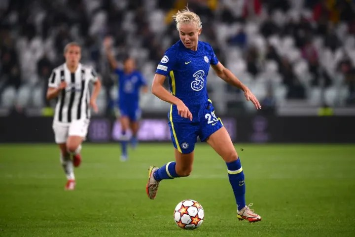 Pernille Harder was Chelsea's best player