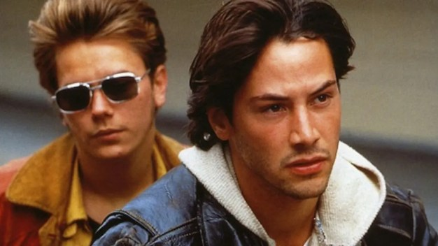 Image result for my own private idaho keanu reeves river phoenix