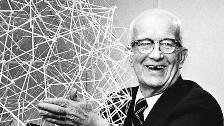 15 Geodesic Facts About Buckminster Fuller | Mental Floss