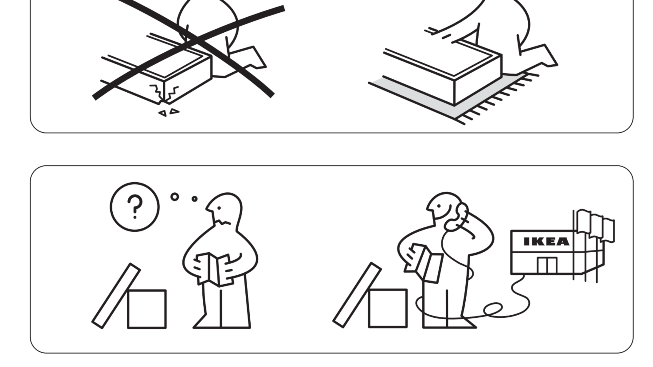 Ikea Toilet Brush Instruction Humor New Web Best