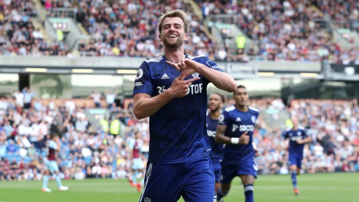 Former Burnley loanee, Patrick Bamford, broke their hearts with a late equaliser away | Premier League Matchday 4 Predictions