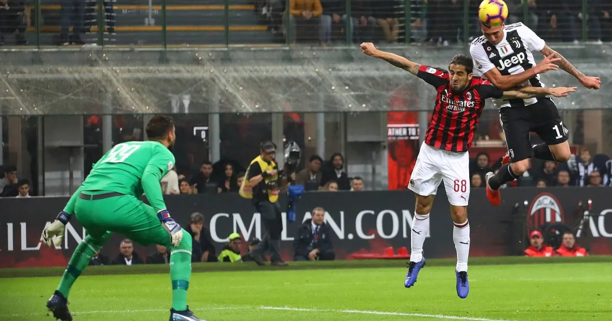 Juventus Vs Milan Preview Where To Watch Live Stream