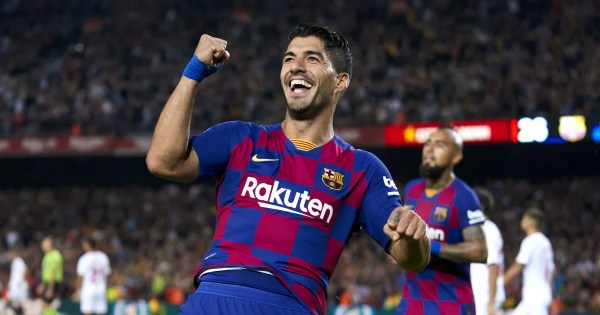 Barcelona 4-0 Sevilla: Report, Ratings and Reaction as Sensational Luis Suarez Strike Starts Rout