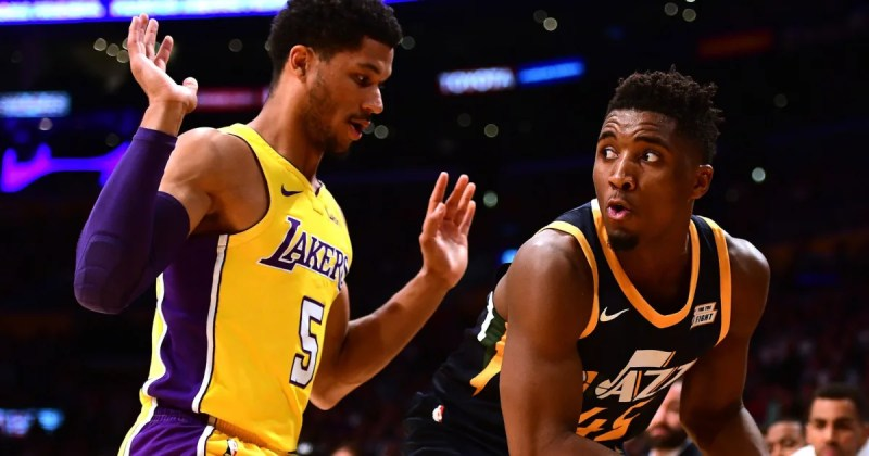 Lakers vs Jazz NBA Live Stream Reddit
