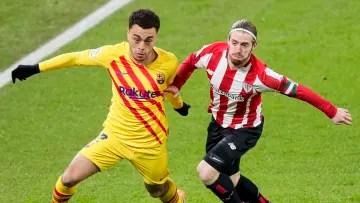 Athletic de Bilbao v FC Barcelona La Liga Santan 2fbae7829bee2eb99ec220e10733ca8e