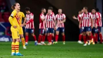 Atletico de Madrid v FC Barcelona La Liga Santan f4d99ade2706608e6b83e6b2cd0d1af3