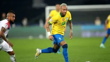 Neymar and Arturo Vidal were launched indirectly on social networks