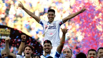 Cruz Azul was crowned the Champion of Champions