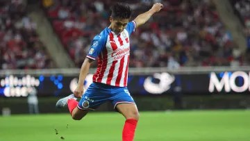 The player would continue his career in Mexican soccer