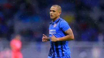 Cruz Azul player Yoshimar Yotún.