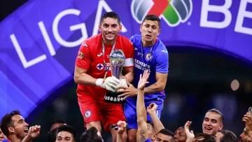 Cruz Azul v Santos Laguna - Guard1anes Tournament 2021 Liga MX: Final