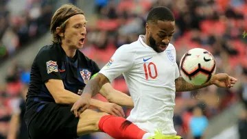 England and Croatia meet again in a great tournament