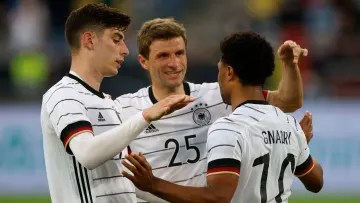 Germany have something to prove