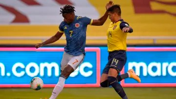 Colombia vs.  Ecuador