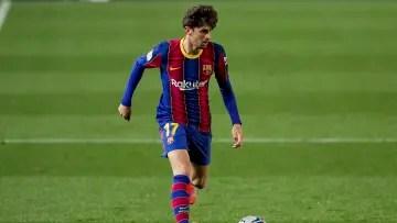 Trincao leaves on loan