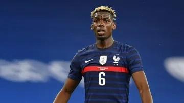 Paul Pogba, French national team