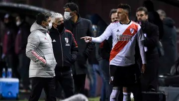 Lanus v River Plate - Professional League Tournament 2021