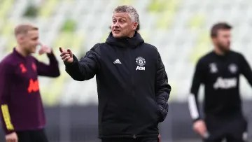 Ole Gunnar Solskjaer is hoping to win his first trophy as Man Utd manager