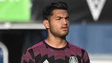 Eduardo Aguirre de Santos Laguna is a national team of the U-23 and one of Chivas' wishes.