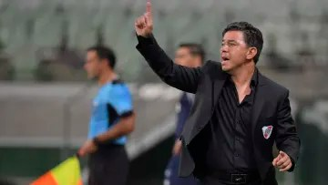 Palmeiras v River Plate - CONMEBOL Libertadores Cup 2020
