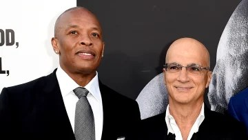 Dr. Dre, Jimmy Iovine