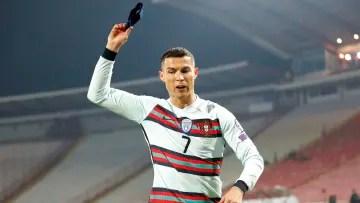 Cristiano Ronaldo will play starting today