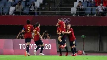 Spain beat Ivory Coast in extra time