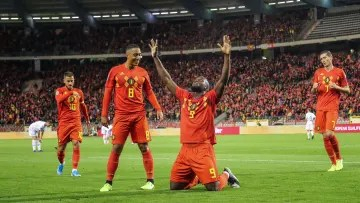 Belgium has some of the best players in the tournament