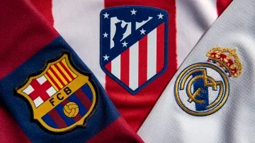 Barcelona, Atlético Madrid and Real Madrid will not be banned from La Liga