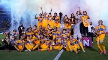 In the 2021 Guard1anes Tournament, Tigres won their fourth Liga MX Femenil title.