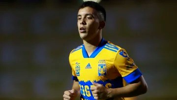 The Uruguayan Leo Fernández shone with Toluca, but with Tigres he simply has not been found.