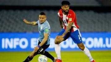 Uruguay v Paraguay - FIFA World Cup 2022 Qatar Qualifier
