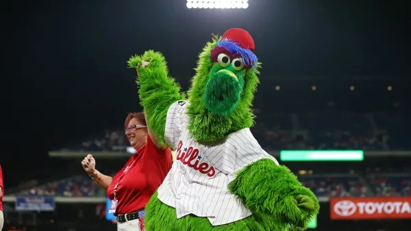 Phillies to Unveil New-Look Phanatic on Sunday Which Absolutely No One Asked for
