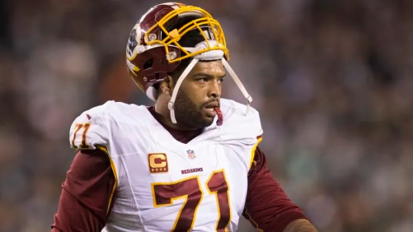 Redskins Officials Deny Trent Williams-to-Browns Rumors