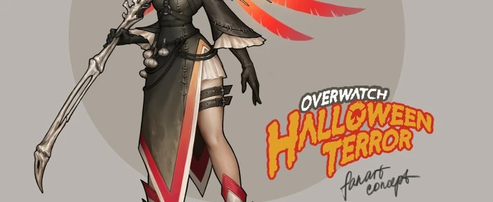 Overwatch Fan Creates Amazing Blackwatch Moira Cosplay Dbltap
