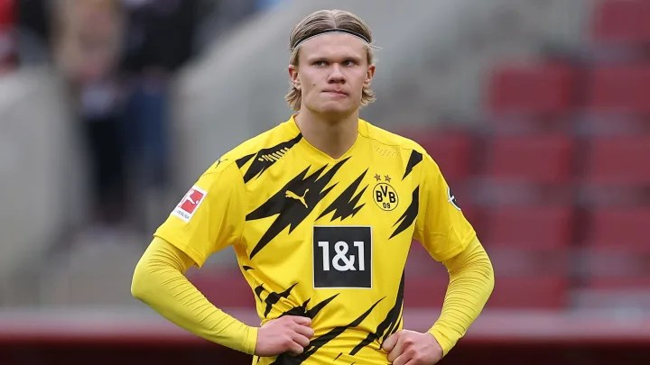 Erling Haaland 'prefers' Real Madrid transfer this summer