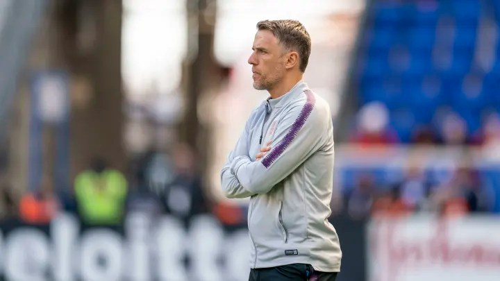 Phil Neville leaves England women job with immediate effect