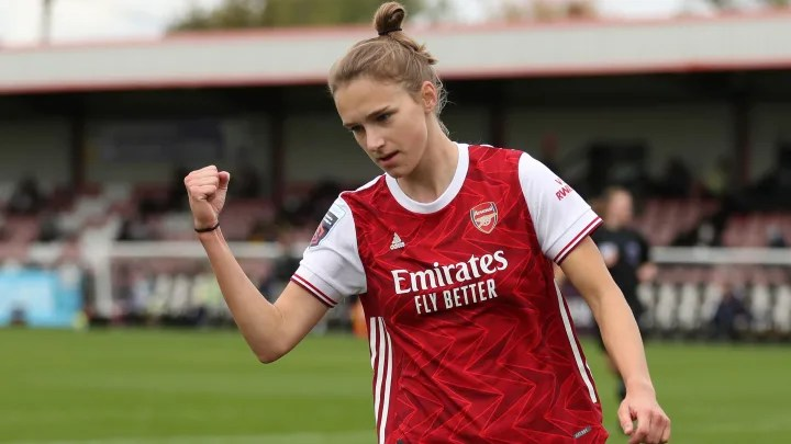Vivianne Miedema Reveals What Attracted Her to Arsenal in the First Place