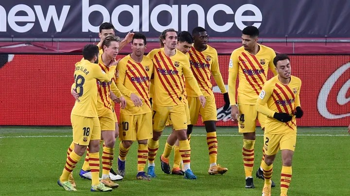 Player ratings as Lionel Messi brace earns crucial win