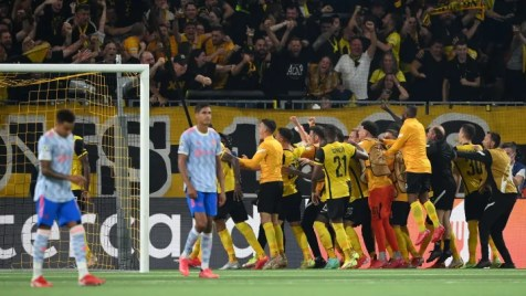 Man Utd lost in stoppage to Young Boys