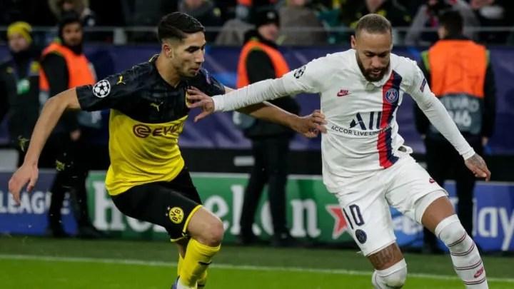 Borussia Dortmund v Paris Saint Germain UEFA Cha 80d66cf5072ed0355ebab21d040b39b0