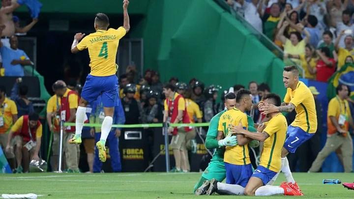 Neymar, Marquinhos